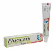 Fluocaril Kids 0-6 años Sabor Fresa (50 ml)