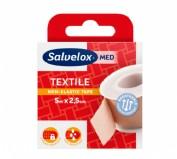 Salvelox Esparadrapo Textil Carne (5 m x 2,5 cm)Salvelox Esparadrapo Textil Carne (5 m x 2,5 cm)
