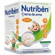 Nutribén Crema de Arroz (600 ml)