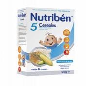 Nutribén 5 Cereales (300 g)