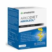 Arkodiet Arkoleol (90 cápsulas)