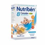 Nutribén® 8 Cereales con un toque de miel Digest