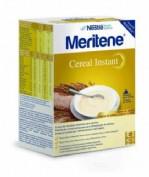 Meritene Puré Cereales crema de arroz (2 sobres x 300 g)