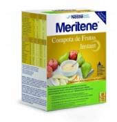 Meritene Compota de frutas manzana y pera (2 sobres x 350 g)