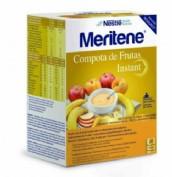Meritene Compota de melocotón, plátano y manzana (2 sobres x 350 g)