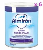 Almirón Hidrolizado (6 ud x 400 g)
