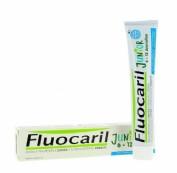 Fluocaril Junior Gel Bubble - niños de 6 a 12 años (75 ml)
