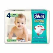 Chicco Pañales Talla 4 Ultra Soft Maxi 8-18 kg