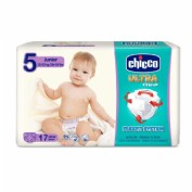 Chicco Pañales Talla 5 Ultra Soft Junior 12-25 kg