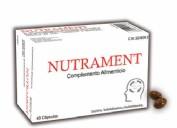 NUTRAMENT (40 cápsulas)