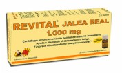 Revital Jalea Real 1000 mg (20 viales bebibles)