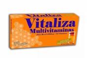 Vitaliza multivitaminado (20 viales)