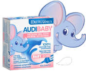 Audibaby Higiene del oido (10 monodosis x 2 ml)