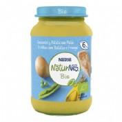 Nestlé NaturNes Bio Tarrito Guisantes con Patata y Pollo +6m (190 g)