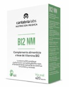 B12 NM (20 cápsulas x 250 mg)