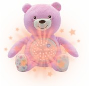 Chicco Osito Proyector Baby Bear Rosa +0m