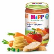 HiPP Menú Grandullón: Verduras con pasta y pollo +12m (250 g)
