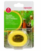 Aposán Pulsera con Citronela (3 ud)