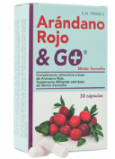 Arándano Rojo & Go (30 Cápsulas)