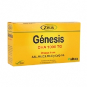 Génesis DHA 1000 TG 60 cápsulas