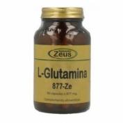 L-Glutamina-ZE 877 (90 cápsulas)