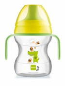 MAM Vaso de aprendizaje Learn to Drink Cup Animal Friends (190 ml)