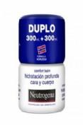 DUPLO Neutrogena Confort Balm (300 ml + 300 ml)