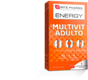 Forté Pharma Energy Multivit Adulto (28 comprimidos)