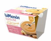 BiManán Copa BeSlim Sabor Vainilla Caramelo (210 g)