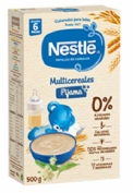 Nestle Papilla Multicereales Pijama (500 g)