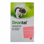 Drontal Suspensión Oral (50 ml) vet