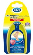 Scholl anti-ampollas apositos invisibles grandes (5 u)