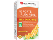Forté Jalea Real Bio 2000 mg (20 ampollas x 15 ml)