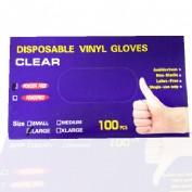 guantes de vinilo L