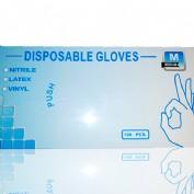 guantes de vinilo M