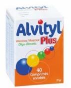 Alvityl Plus (40 comprimidos)