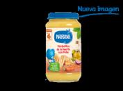 Nestlé Puré Verduritas de la huerta con pollo + 6m (250 g)