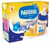 Nestlé Pijama Leche y cereales para dormir lista para tomar (brick 250 ml x 2 ud)