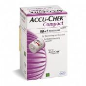 Accu-Chek Compact Tiras Reactivas Glucemia (3 x 17 tiras)