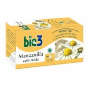 Bie3 Manzanilla con Anís (25 filtros)