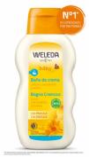 WELEDA BAÑO DE CREMA DE CALENDULA BEBE (200 ML)
