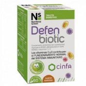 Ns Defenbiotic Kids (60 comprimidos)
