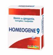 Homeogene 9 Boiron (60 comprimidos)