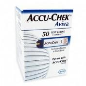 Accu-Chek Aviva Tiras Reactivas de Glucemia (50 ud)