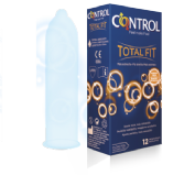 control nature total fit 12 uds