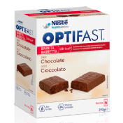 Optifast Barritas Sabor Chocolate (6 ud)