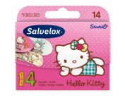 Salvelox Apósito Adhesivos Hello Kitty (14 ud)