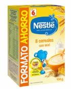 Nestlé Papilla 8 Cereales con Miel (900 g)