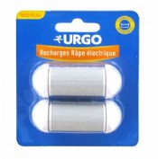 URGO Recarga para Lima eléctrica antidurezas y callos (2 recargas)