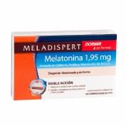 Meladispert dormir & en forma comp (1.95 mg 30 comp)